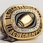 Fantasy Football League Champion Ring