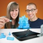 Levitating Construction Game