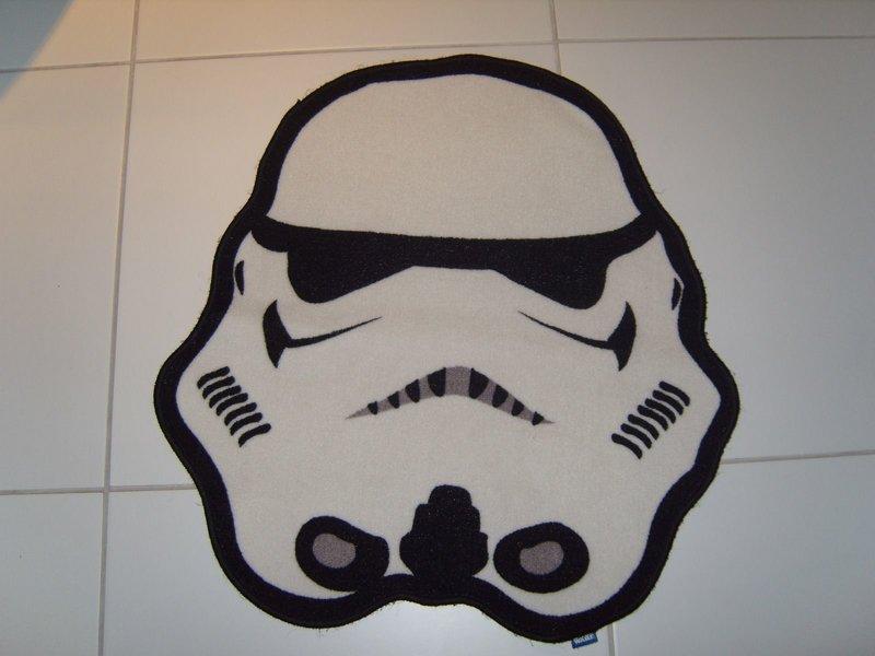Stormtrooper Rug