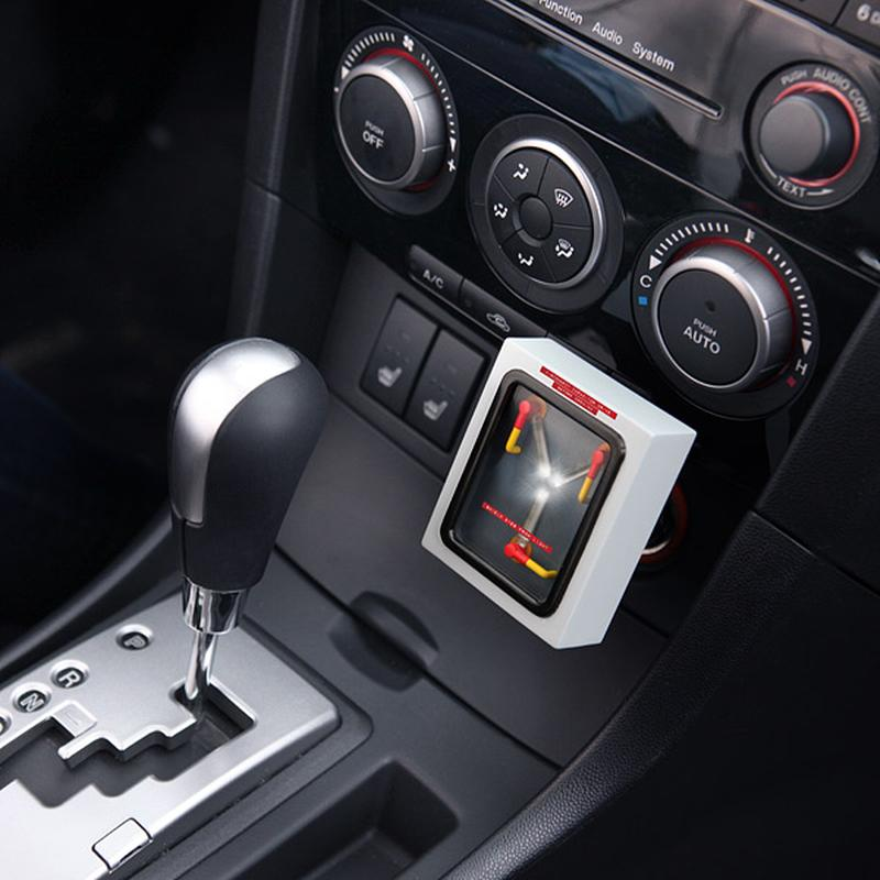 USB Flux Capacitor Car Charger