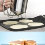 Perfect Pancake Batter Dispenser