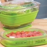 Collapsible Produce Containers
