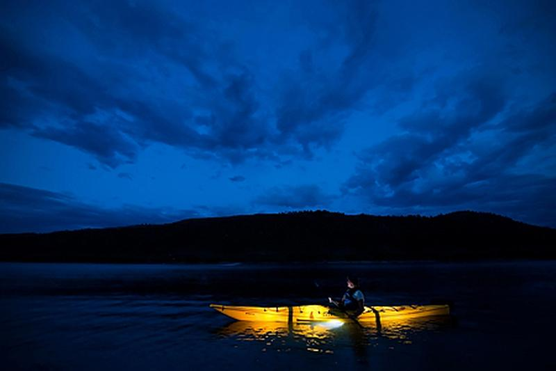 Underwater Kayak Lights