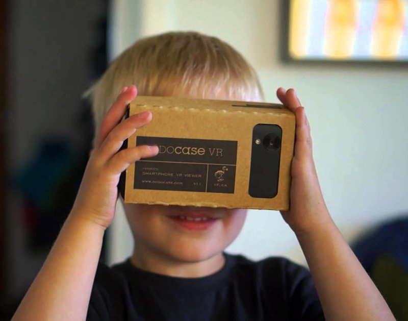 Virtual Reality Cardboard Toolkit