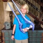 Foam Energy Sword