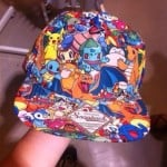 Pokemon Collage Hat