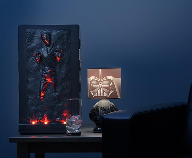 Han Solo Carbonite Fridge 1