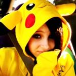 Pikachu Ears Hoodie