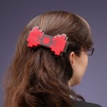 Pixel Hair Bow