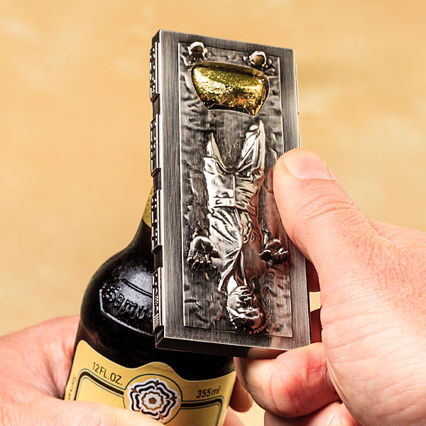 Han Solo Bottle Opener