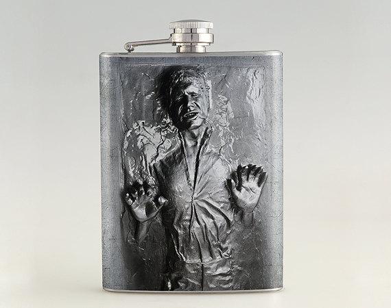 Han Solo Flask