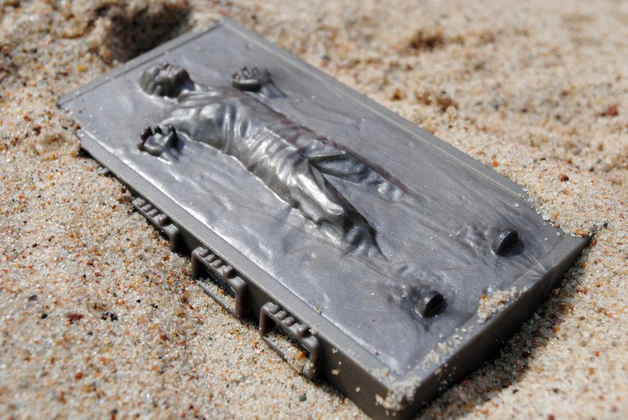 Han Solo Soap Bar