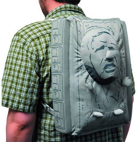 Han Solo Backpack