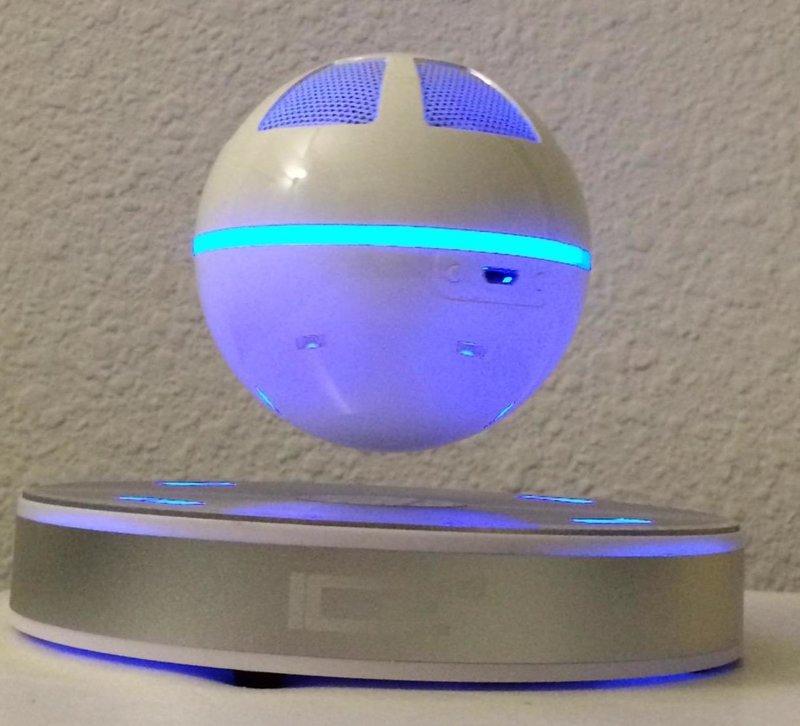Floating Orb Speaker