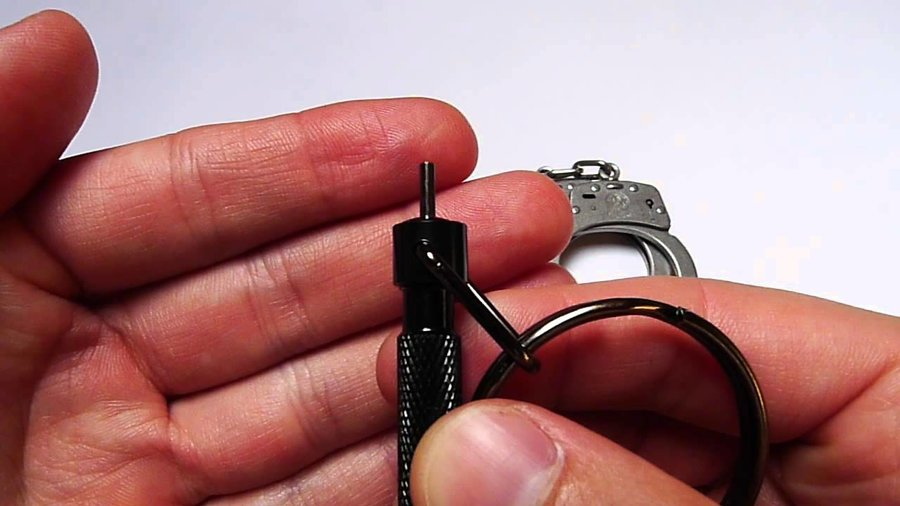 These cold metal handcuffs arent funny anymore joi