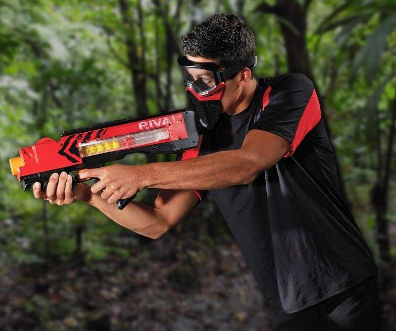 70 MPH Nerf Gun