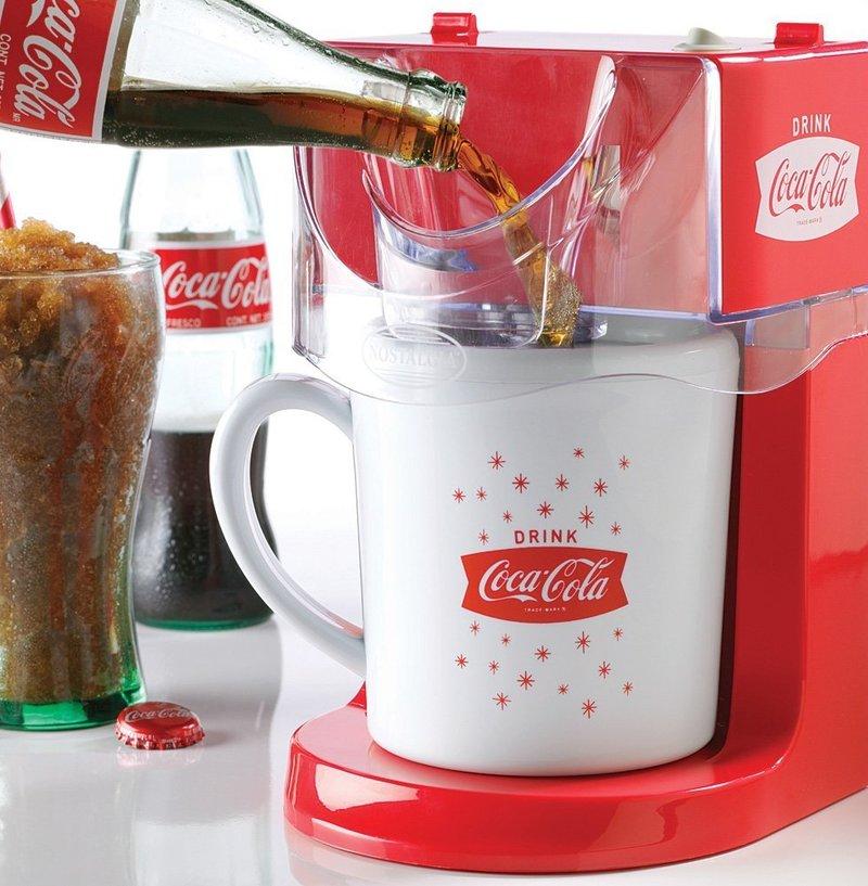 Coca Cola Slushy Maker