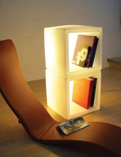 LED Storage Cube
