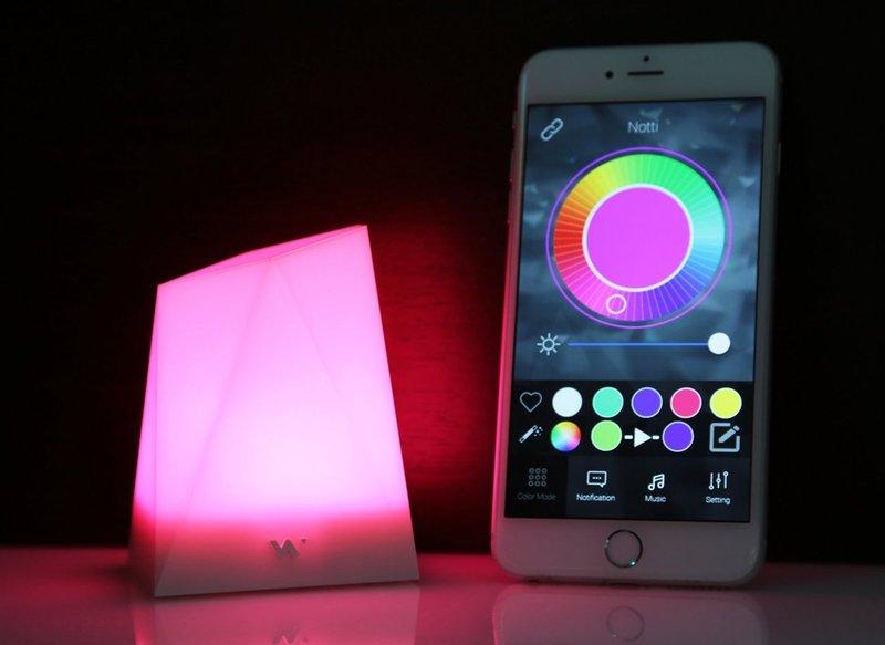Smartphone Mood Light
