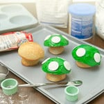 1up Mushroom Cupcake Pan
