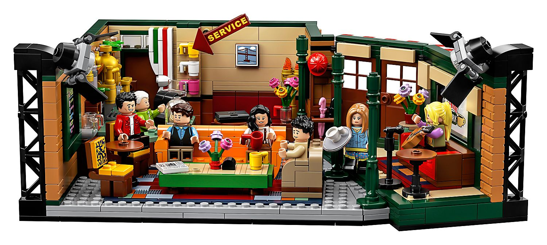 Friends Central Perk LEGO Set 1