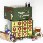 DIY 12 Beers of Christmas Holiday Advent Calendar